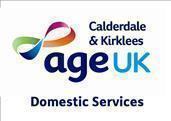 Age UK Calderdale and Kirklees Domestic Services logo